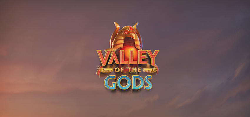 Valley of the Gods d'Yggdrasil Gaming enfin dévoilée !